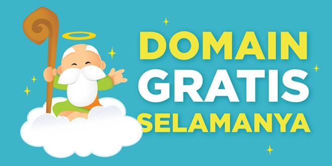Daftar Domain Gratis