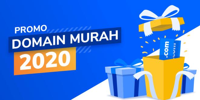 promo domain murah
