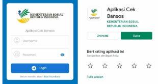 Cara Daftar Aplikasi Bansos